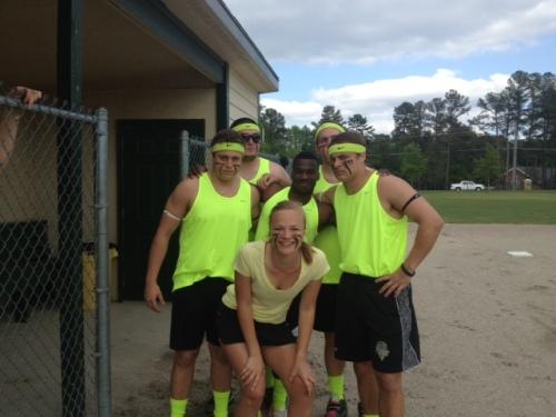 2nd Annual Kickball Tournament